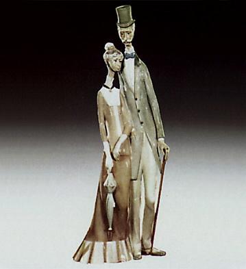 Old Age Lladro Figurine
