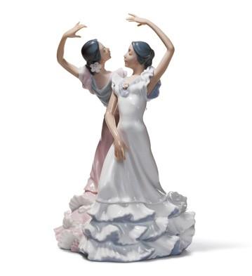 Ole Lladro Figurine