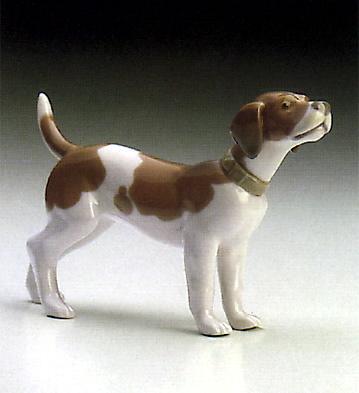 On Guard Lladro Figurine
