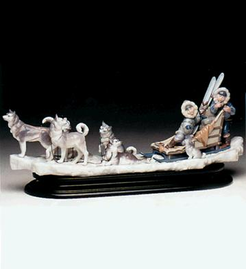 Onward! (l.e.) (b) Lladro Figurine