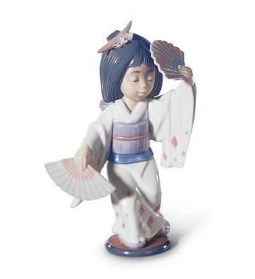 Oriental Dance Lladro Figurine