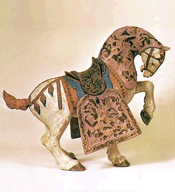Oriental Horse Lladro Figurine