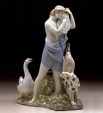 Orpheus Lladro Figurine