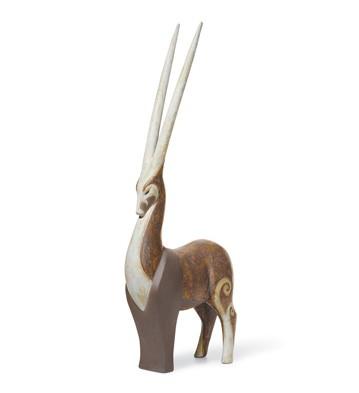 Oryx Lladro Figurine