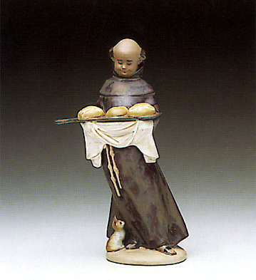 Our Daily Bread Lladro Figurine