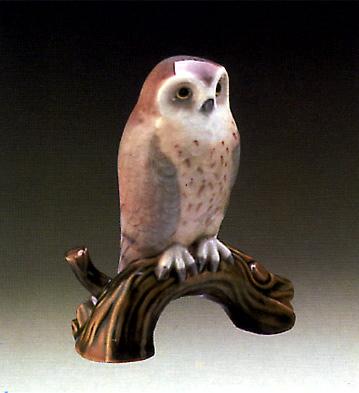 Owl 5 Lladro Figurine
