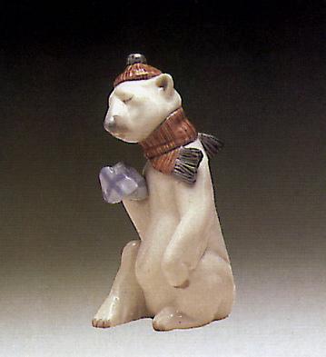 Painful Bear Lladro Figurine