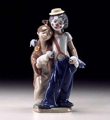 Pals Forever Lladro Figurine