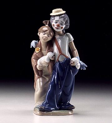 Pals Forever Lladro Figurine
