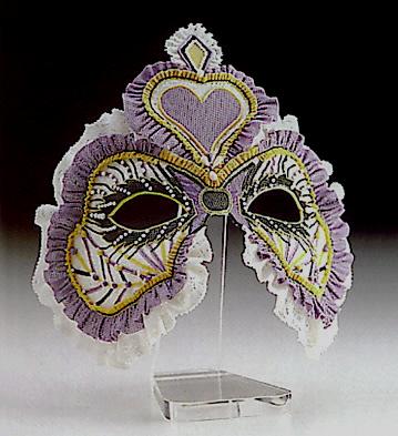 Pansy Mask N.1 Lladro Figurine
