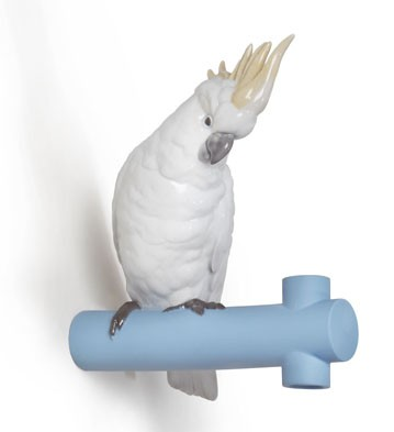 Parrot Hang I Lladro Figurine