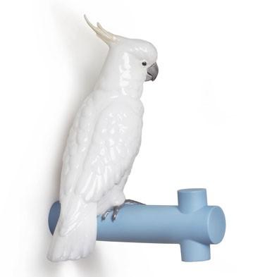 Parrot Hang Ii Lladro Figurine