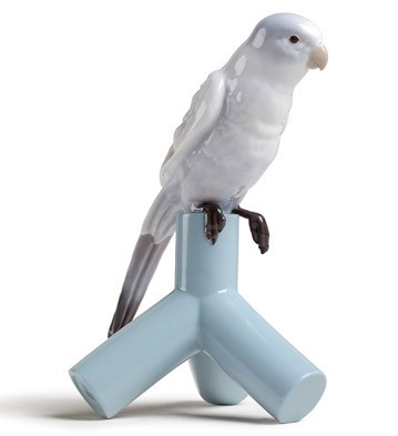 Parrot One Lladro Figurine