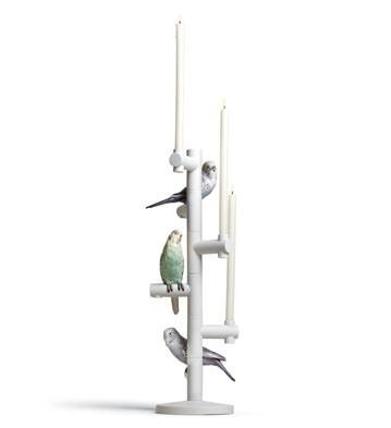Parrot Team Lladro Figurine