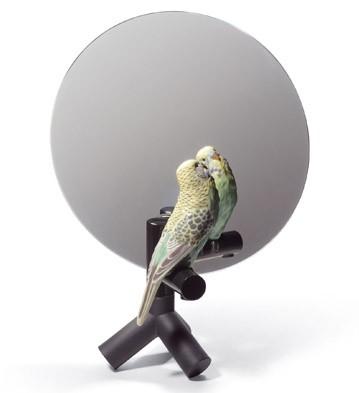 Parrot Vanity Lladro Figurine
