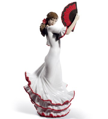 Passion And Soul (60th Anniversary) Lladro Figurine
