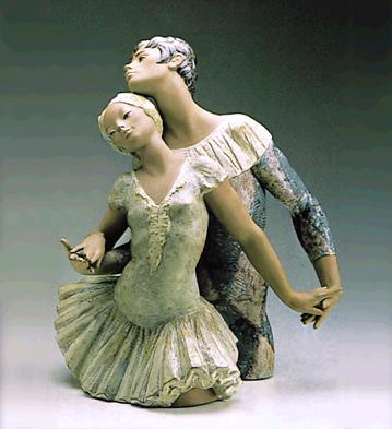 Passionate Dance (l.e.) Lladro Figurine