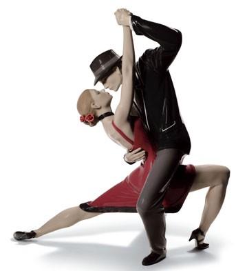 Passionate Tango Lladro Figurine