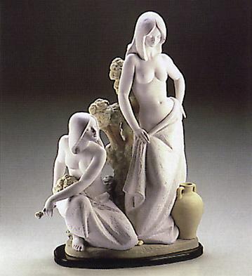 Pastoral Scene (l.e.) (b) Lladro Figurine