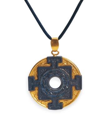 Peace Mandala (gold) Lladro Figurine