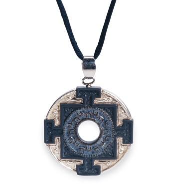 Peace Mandala (silver) Lladro Figurine
