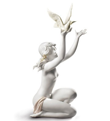 Peace Offering Lladro Figurine