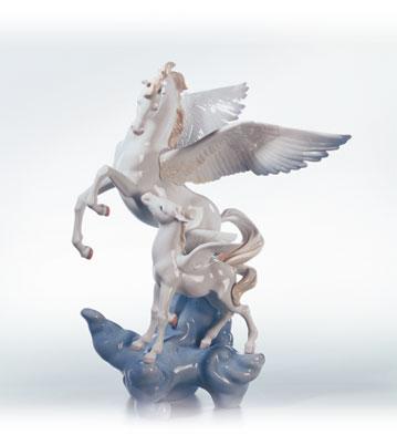 Pegasus Lladro Figurine
