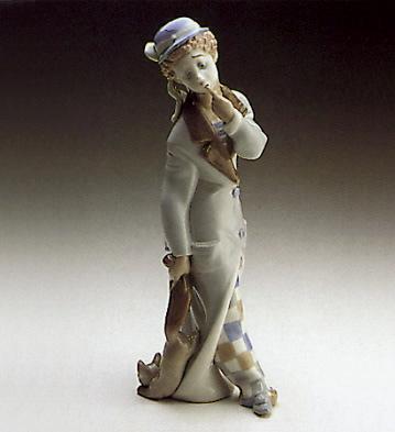 Pelusa Lladro Figurine