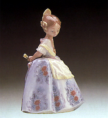 Pepita Lladro Figurine