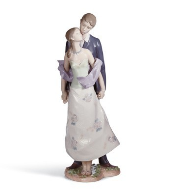 Perfect Match Lladro Figurine
