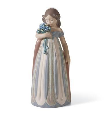 Petals Caress Lladro Figurine