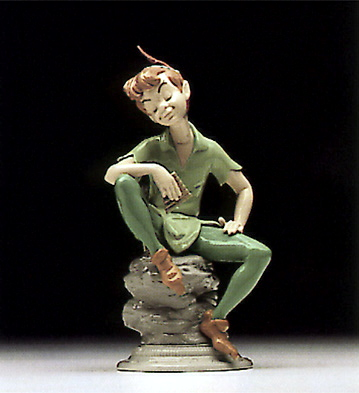 Peter Pan Lladro Figurine