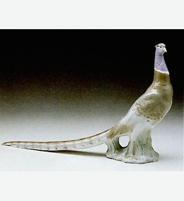 Pheasant Lladro Figurine