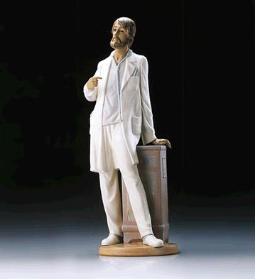 Physician Lladro Figurine
