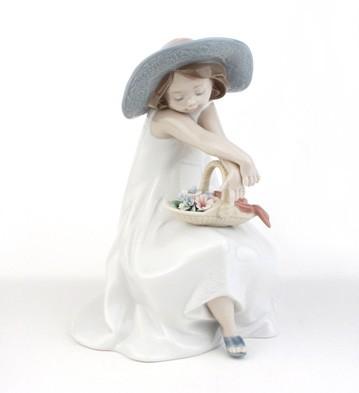 Placid Moment Lladro Figurine