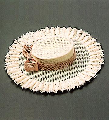 Plain Hat Lladro Figurine