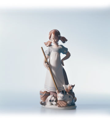 Playful Kittens Lladro Figurine
