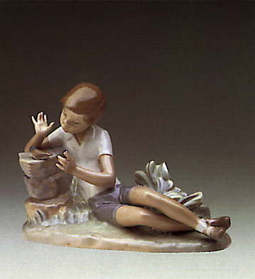 Pleasant Meeting Lladro Figurine
