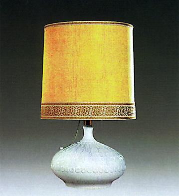 Pletonia Lamp Grey Lladro Figurine