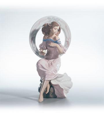 Poetry Lladro Figurine