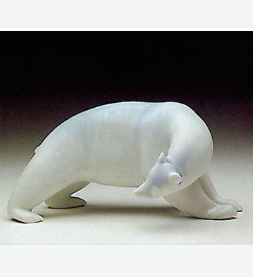 Polar Bear Lladro Figurine