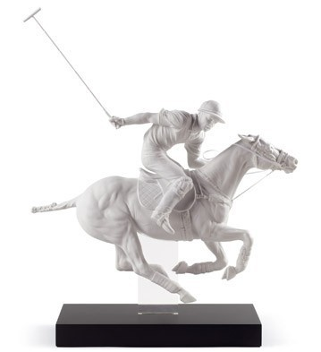 Polo Player Lladro Figurine