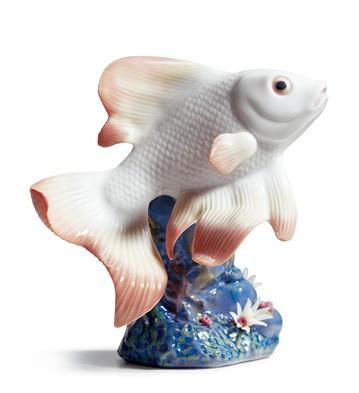 Pond Dreamer Lladro Figurine