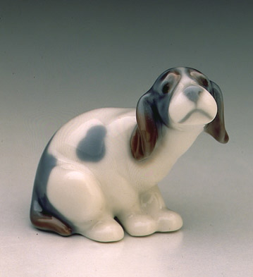 Poor Puppy Lladro Figurine