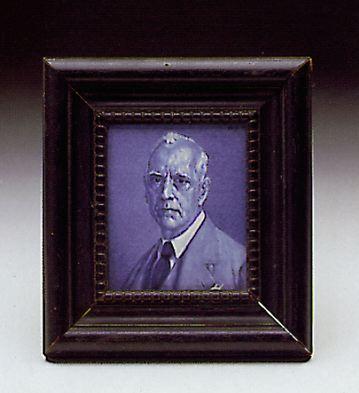 Portrait Of An Artist Lladro Figurine