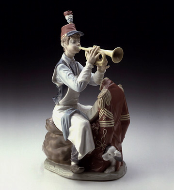 Practice Makes Perfect Lladro Figurine