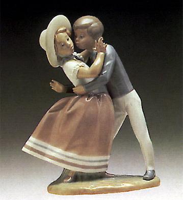 Precocious Love Lladro Figurine