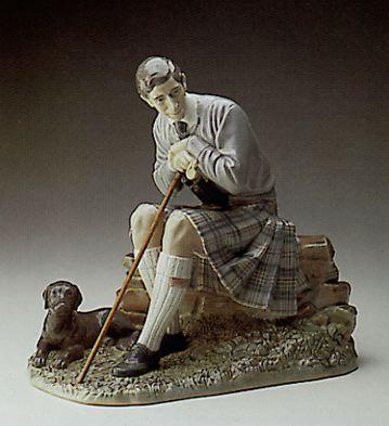 Prince Charles Lladro Figurine