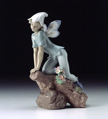Prince Of The Elves Lladro Figurine