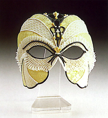 Princess Mask N.3 Lladro Figurine